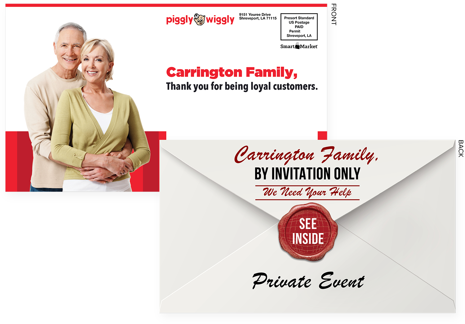 Piggly Wiggly Direct Mail