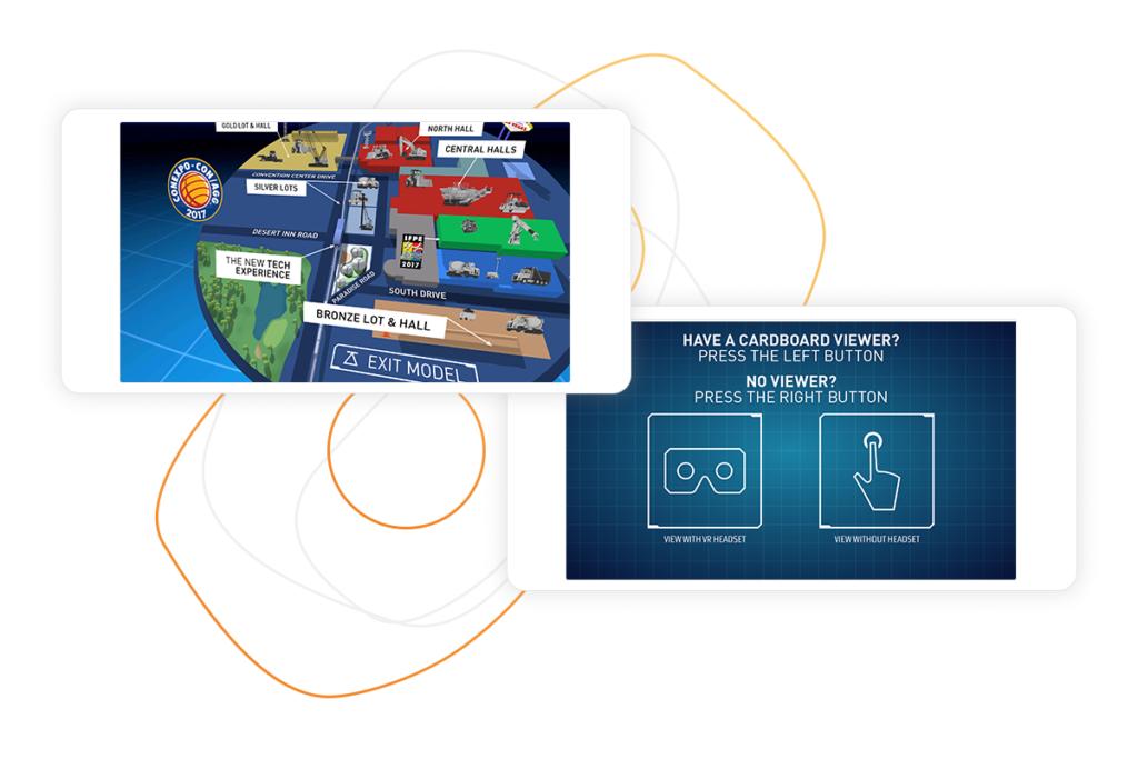 Virtual Reality Event App