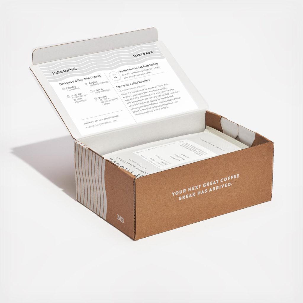 MistoBox Customized Inner Lid of Box
