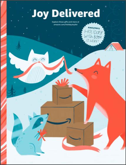 Amazon Wish Book