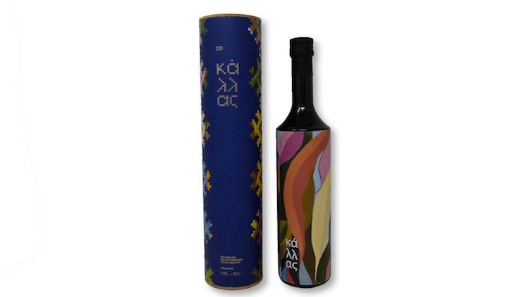 Kallas Olive Oil PaperSpecs