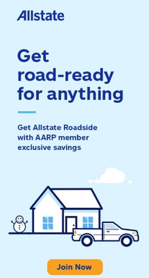 Allstate Roadside AARP
