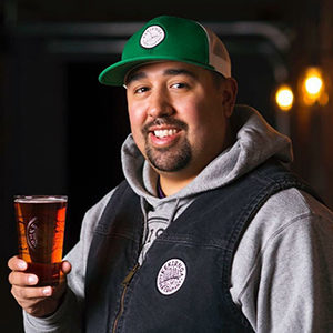 Logan Barger, co-owner, Kekionga Cider Company