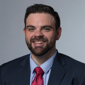 Dan Butterworth AVP, consumer marketing, MB Financial